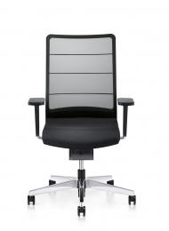 Airpad bureaustoel interstuhl netrug