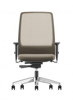 AIMis1 beige Interstuhl Bureaustoel