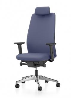 AIMis1 Interstuhl Bureaustoel met hoofdsteun