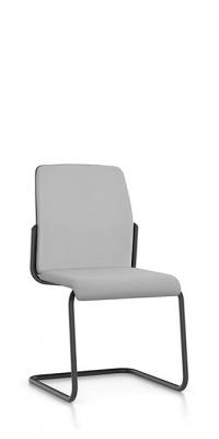 Interstuhl bezoekersstoel swingframe