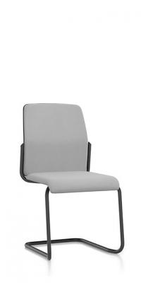 Interstuhl bezoekersstoel swingframe stapelbaar