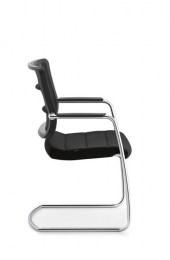 Interstuhl AirPad 5C30 stapelbare sledestoel