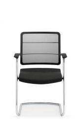 Interstuhl AirPad 5C30 swingframe stoel stapelbaar