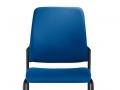 Interstuhl bezoekersstoel 400G stabelbaar tot 6 stoelen