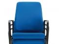 Interstuhl bezoekersstoel 450G stabelbaar armleggers