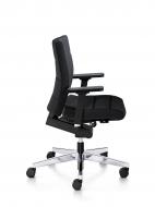 Interstuhl Champ bureaustoel zwart