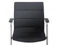 Interstuhl stapelbare bezoekersstoel armleggers Champ 5C70