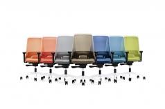 Interstuhl Every bureaustoel kleuren