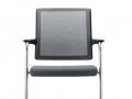 Interstuhl bezoekersstoel 570G met armleggers