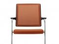 Interstuhl bezoekersstoel 570G met armsteunen