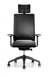 Interstuhl Hero bureaustoel met hoofdsteun