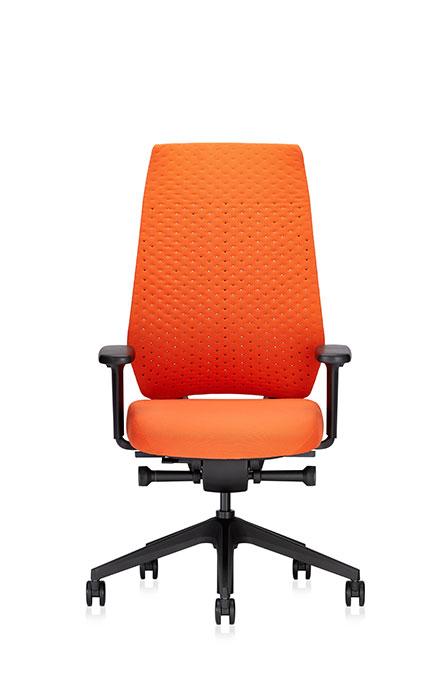 Interstuhl hoge bureaustoel FlexGrid