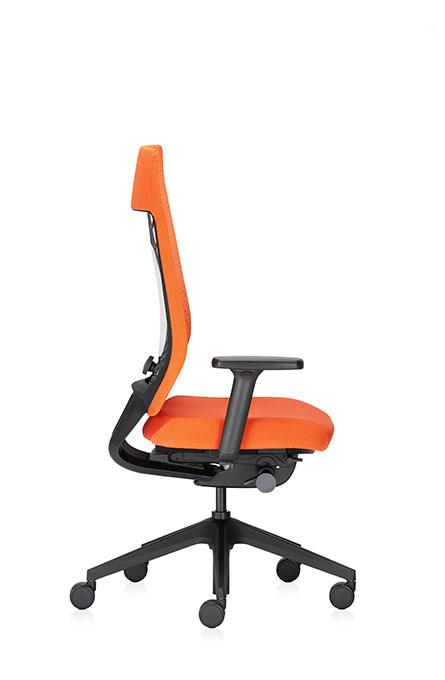 Interstuhl bureaustoel FlexGrid
