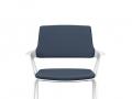 Interstuhl MOVYis3 bezoekersstoel stapelbaar 46M0