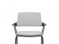 Interstuhl MOVYis3 bezoekersstoel vierpoots stapelbaar 46M0