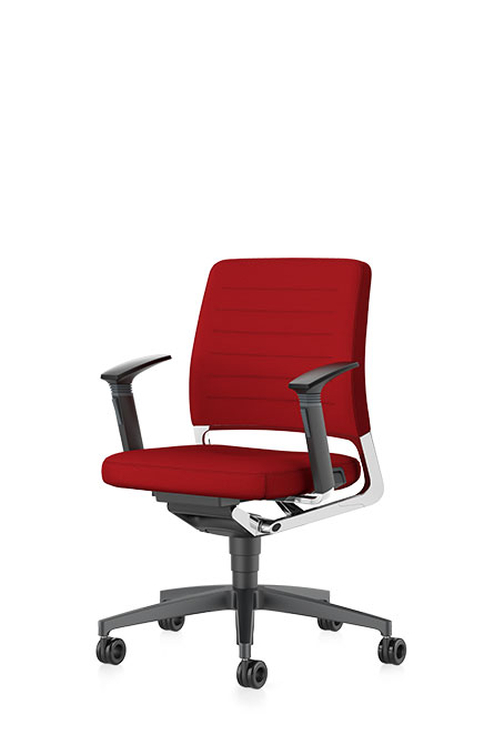 Interstuhl bureaustoel VINTAGEis5