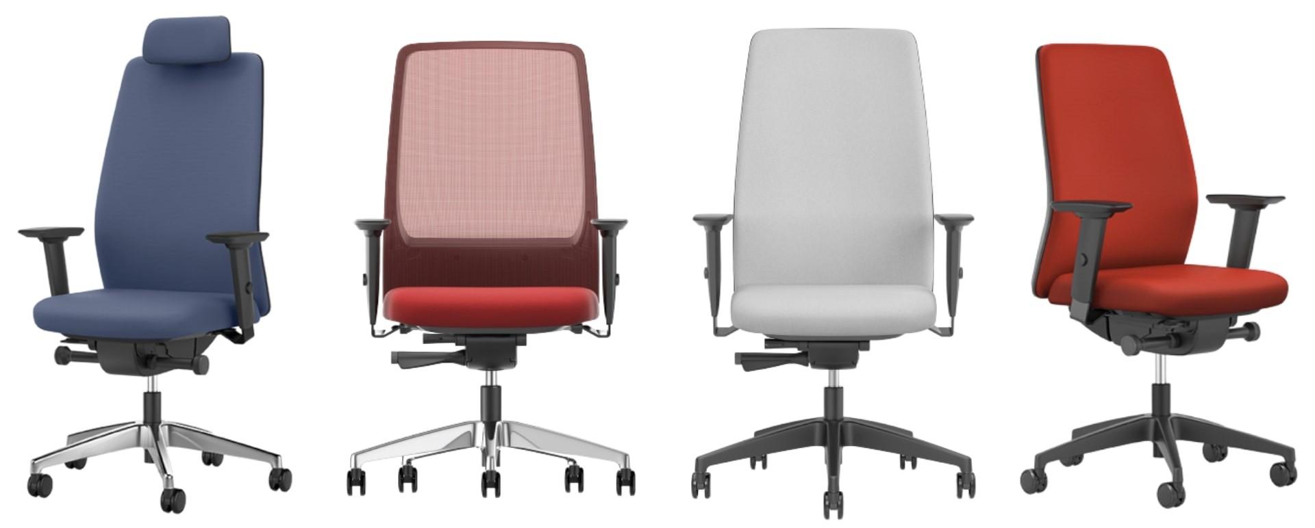 AIMis1 Interstuhl Bureaustoelen