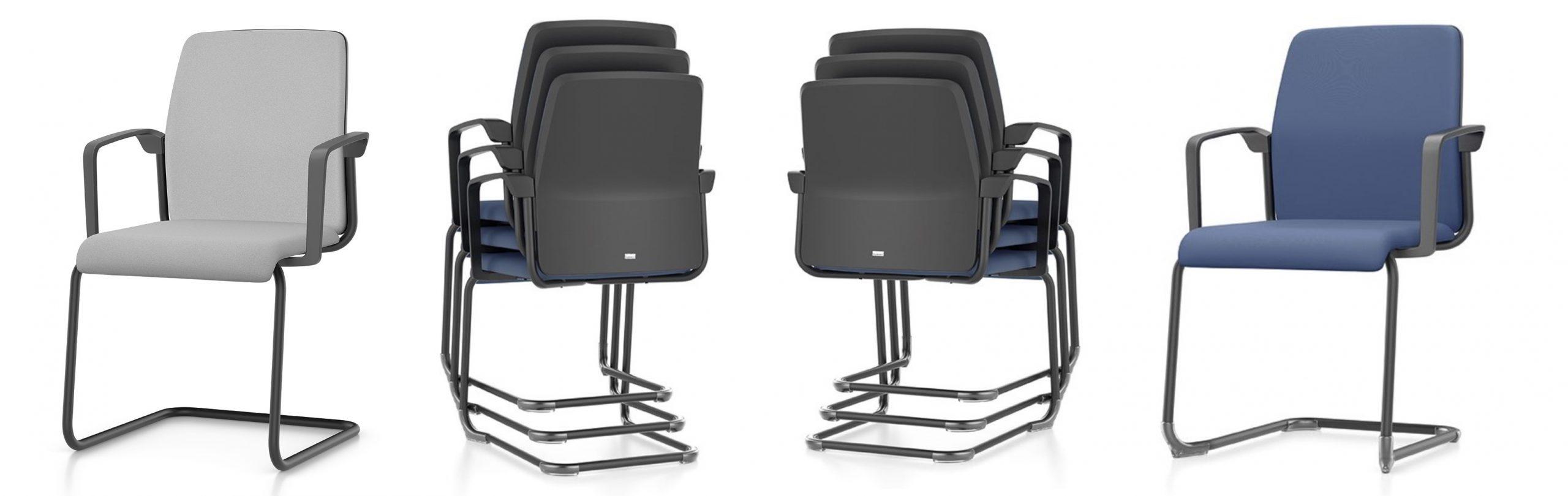 AIMIS1 interstuhl bezoekersstoel