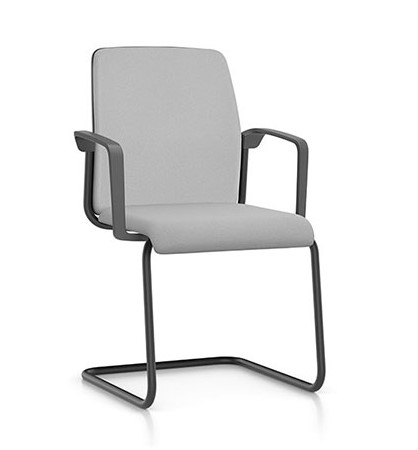 Interstuhl AIMIS1 bezoekersstoel