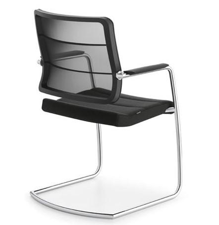 Interstuhl AirPad 5C35 bezoekersstoel