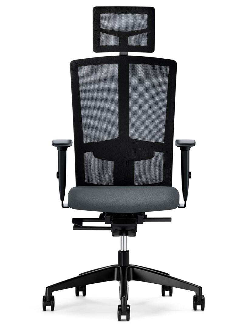 Interstuhl Goal Air 175G bureaustoel hoofdsteun