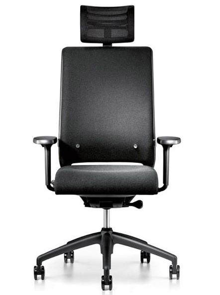 Interstuhl Hero 2 bureaustoel met hoofdsteun
