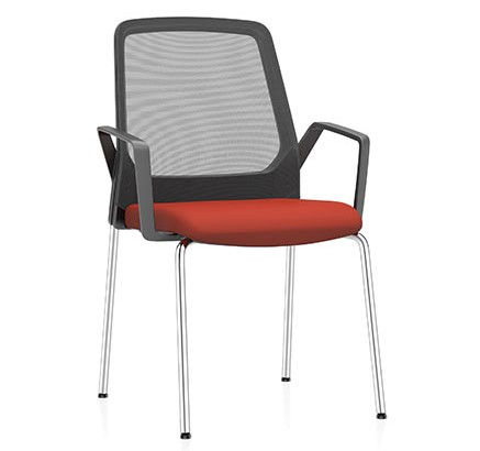 Interstuhl bezoekersstoel BUDDYis3 470B