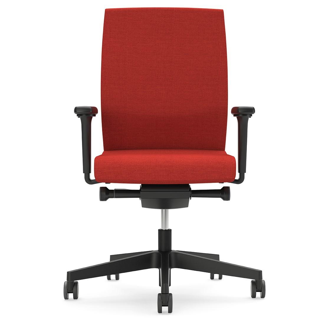 YOSTERis3 bureaustoel rood